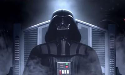 Darth Vader se vraća