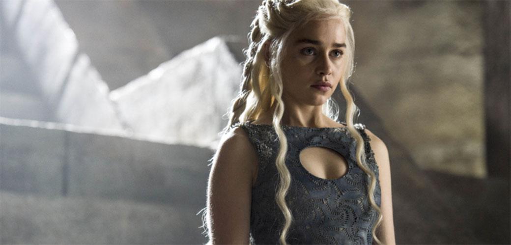 Slika: Daenerys voli muške stomačiće