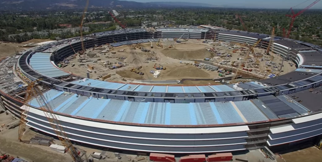 Slika: Apple završava svoju svemirsku zgradu