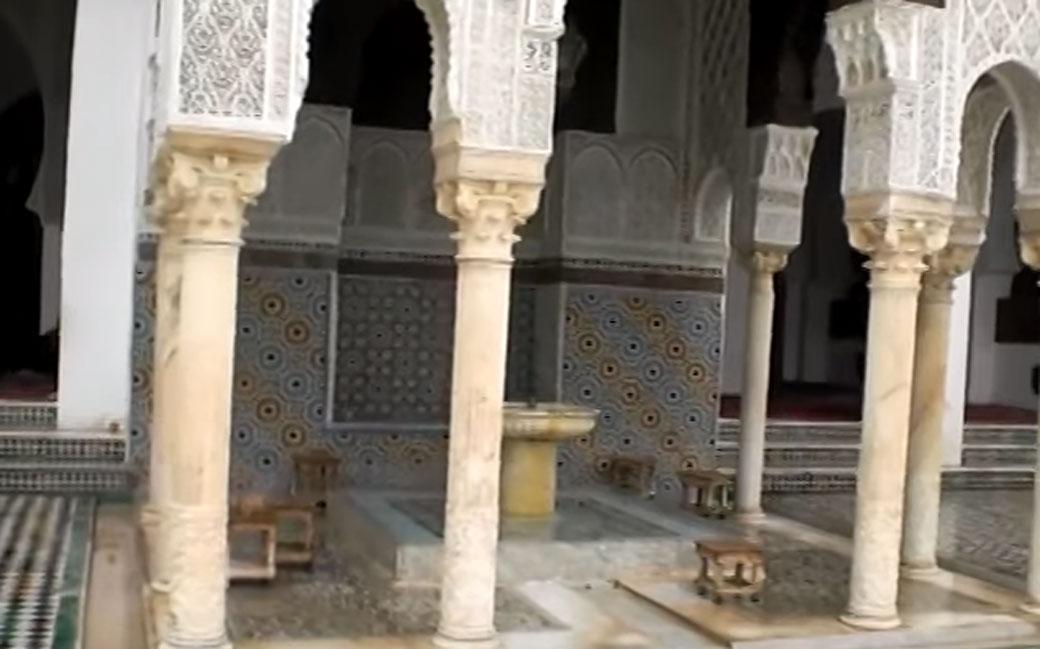 Slika: Spašena biblioteka u Fezu