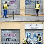 Ovaj tip sređuje tuđe grafite