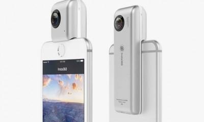 Kamera za iPhone koja snima 360 stepeni  %Post Title