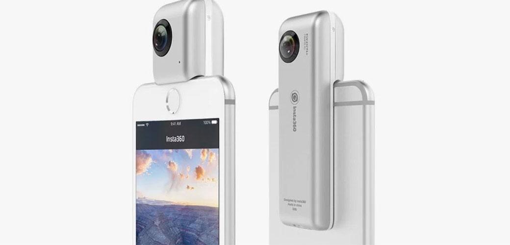 Slika: Kamera za iPhone koja snima 360 stepeni