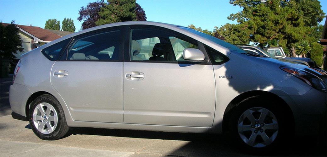 Slika: Izračunajte koliko stepeni je u autu