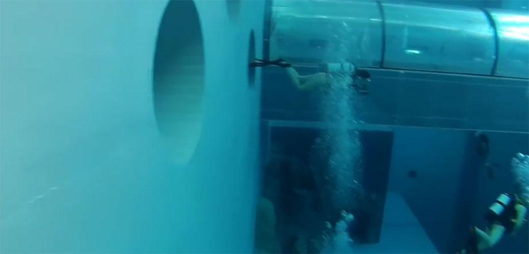 Slika: Ovako izgleda najdublji bazen na svetu