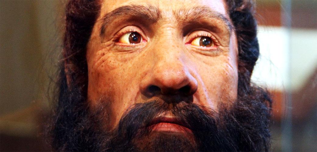 Slika: Kako su govorili neandertalci?