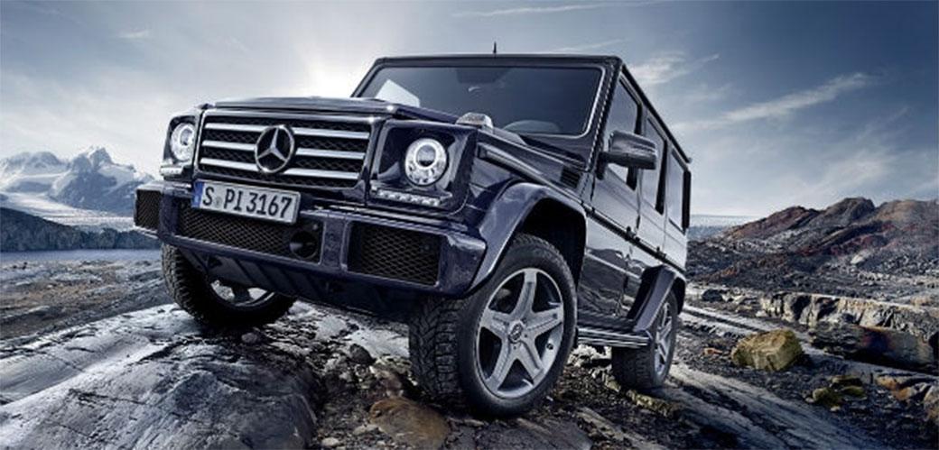 Mercedes sprema novu G klasu