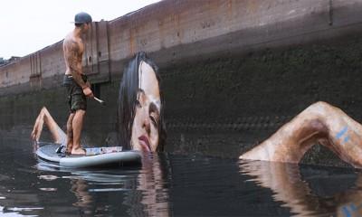 Neverovatni murali iznad vode  %Post Title