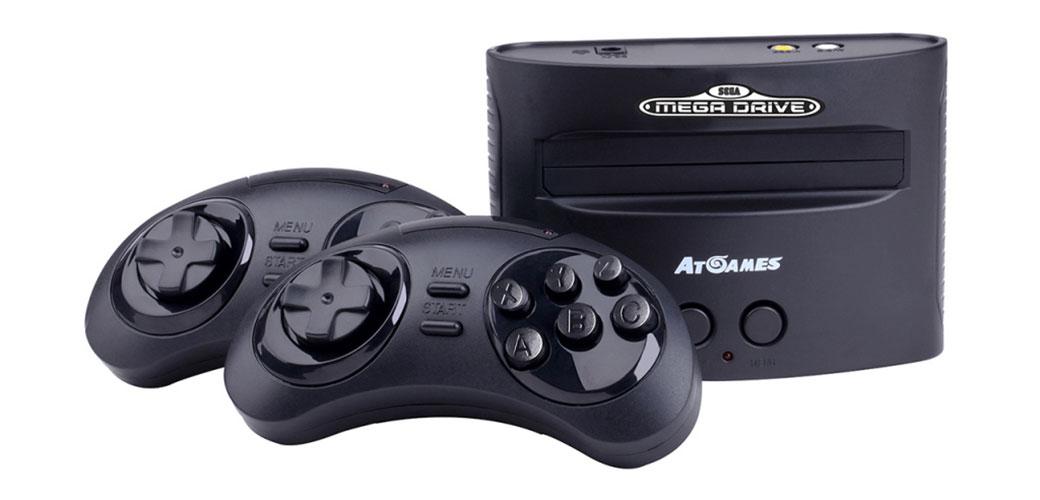 Slika: I Sega ima retro konzolu