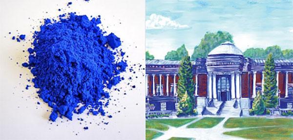 Otkrivena nova nijansa plave i to slučajno