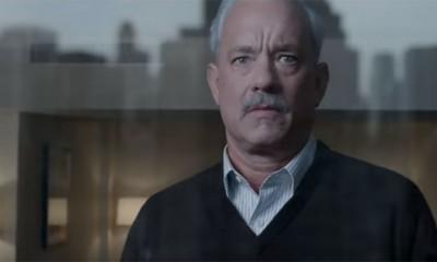 Tom Hanks je legendarni pilot Sully