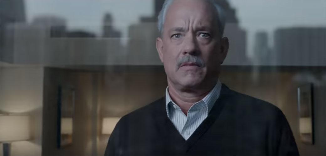 Slika: Tom Hanks je legendarni pilot Sully