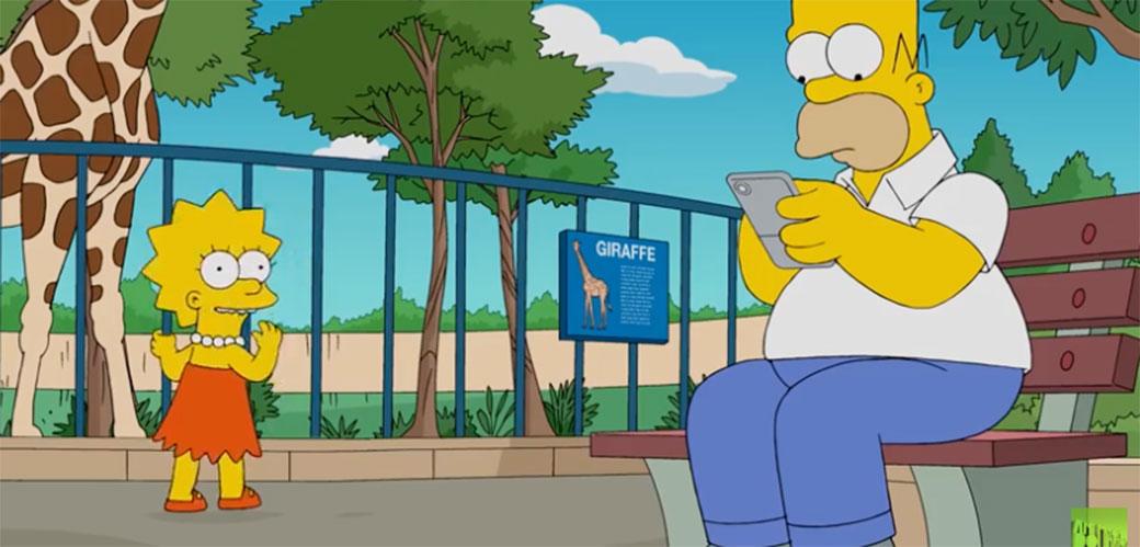 Pokemoni i u Simpsonovima
