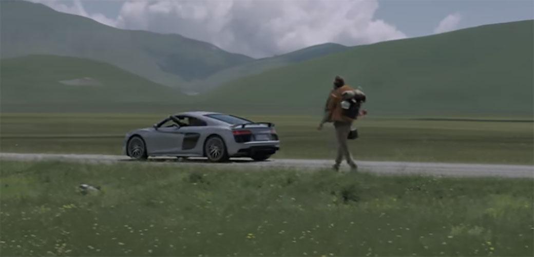 Audi ima vrlo čudnu reklamu
