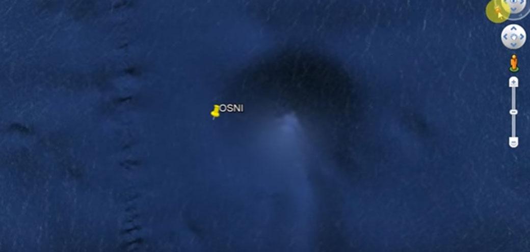 Slika: Marsovci na dnu okeana