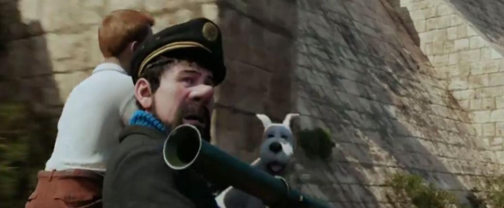 Spilberg najavio nastavak filma o Tintinu