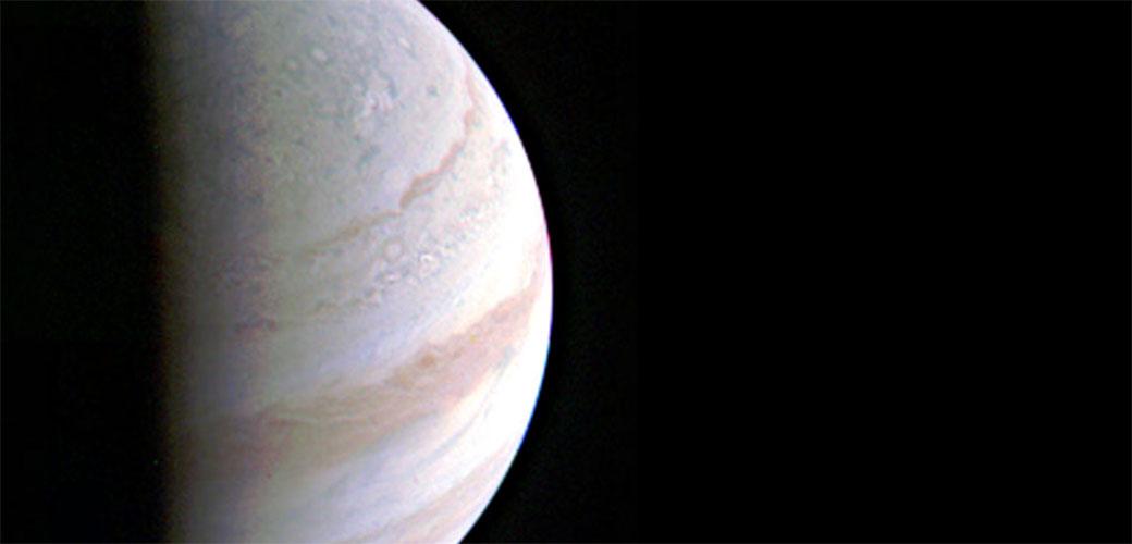 Slika: Juno napravila fotografije Jupitera iz blizine