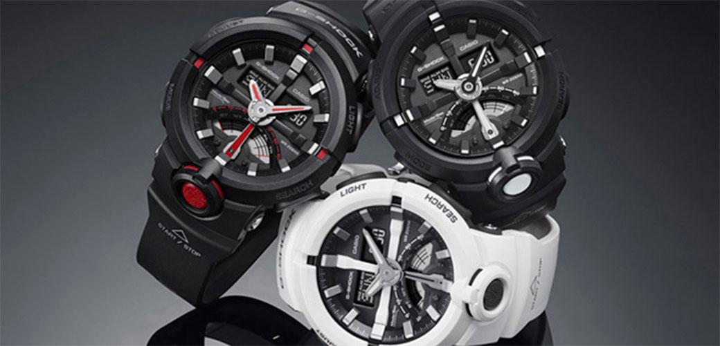 Novi G-Shock satovi