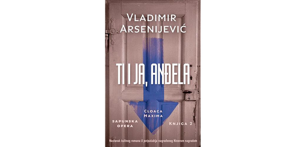 Ti i ja, Anđela Vladimira Arsenijevića u prodaji