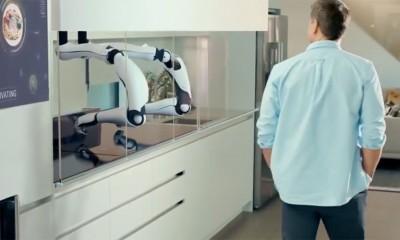 Kuhinjski robot stiže već 2017. godine
