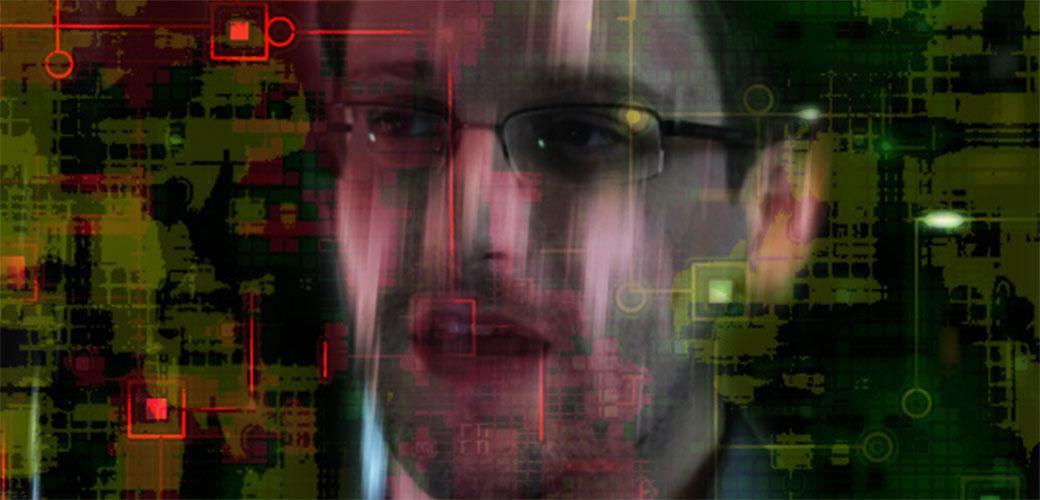 Slika: Snowden je živ?