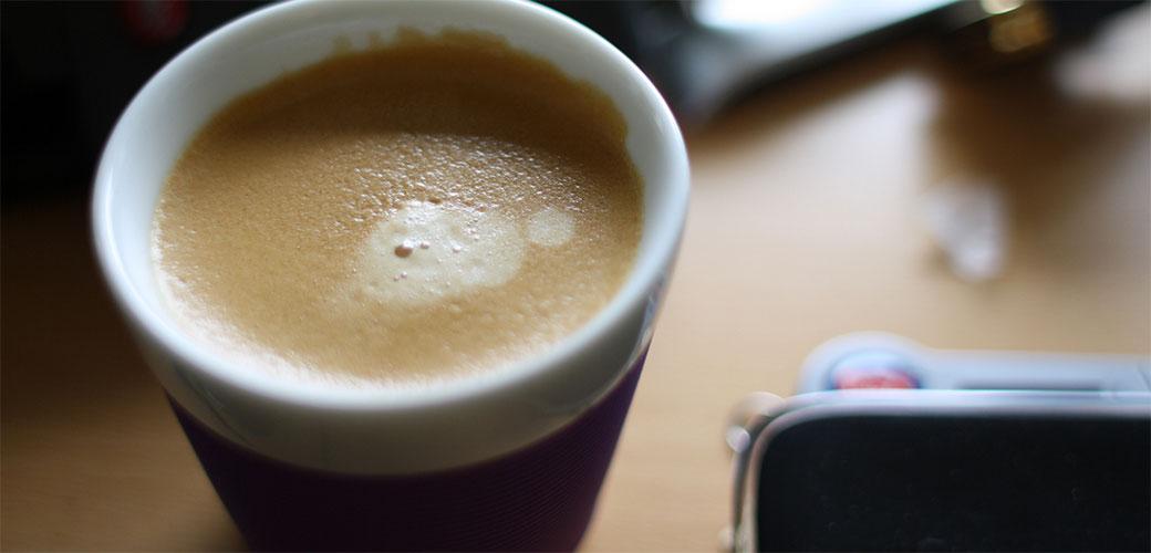 Slika: O NE: Ostajemo bez kafe