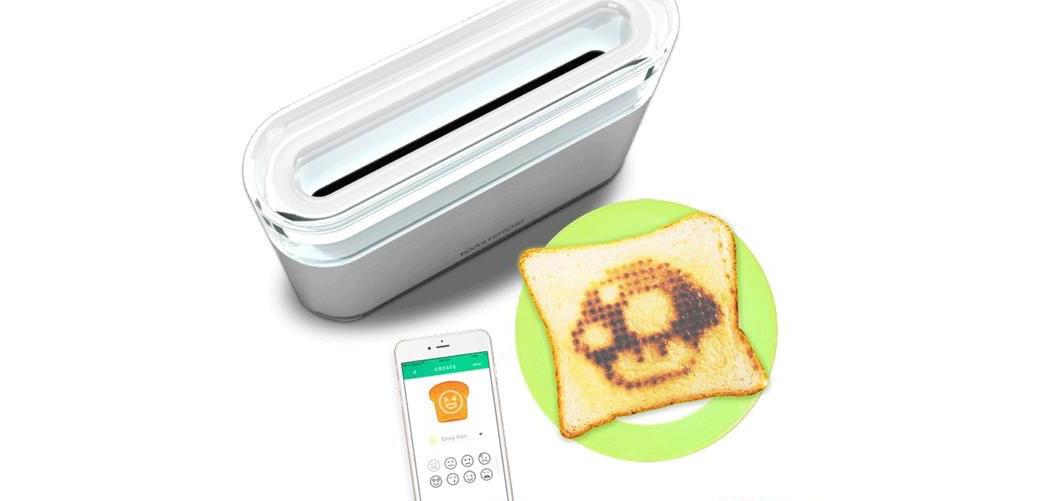 Slika: Prvi pametni toster