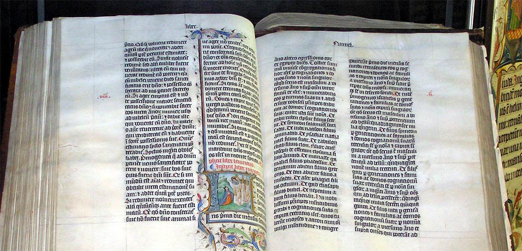 Slika: Otkrivena biblija iz 11. veka