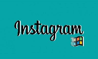 Kako bi Instagram izgledao devedesetih?  %Post Title