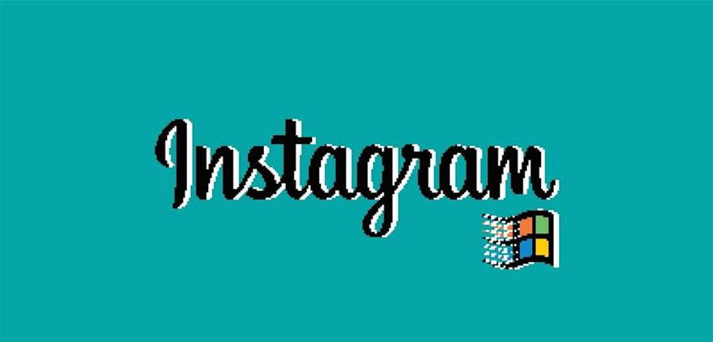 Kako bi Instagram izgledao devedesetih?