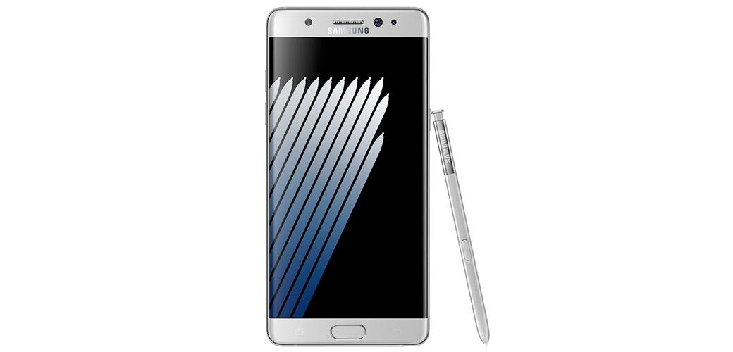 Samsung predstavio najnoviji Galaxy Note7