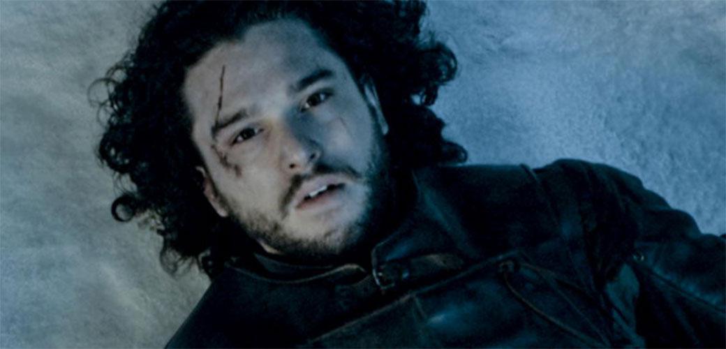 Slika: Jon Snow se malo razočarao svojim oživljavanjem