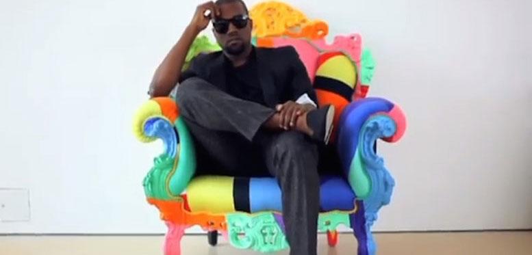 Slika: Kanye West hoće da dizajnira Ikea stvari