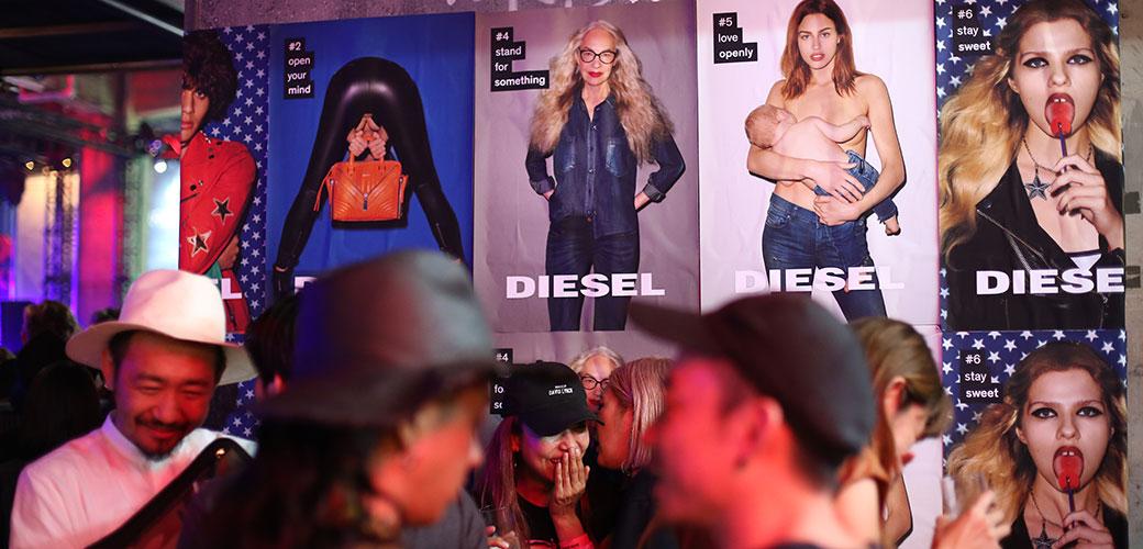 Diesel proslavio 30. rođendan u Japanu