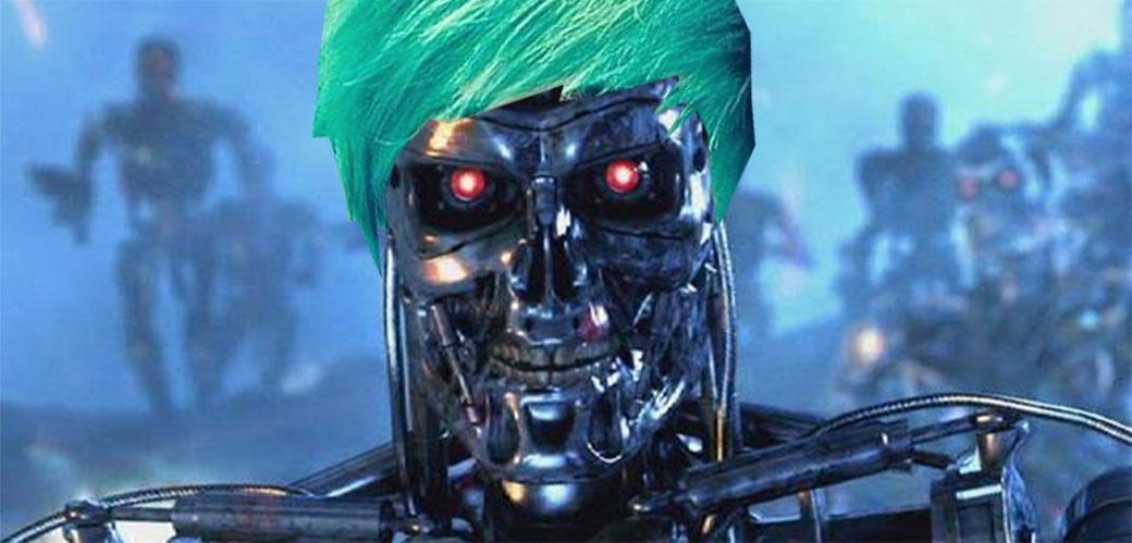 Slika: Robot napisao prvu pop pesmu