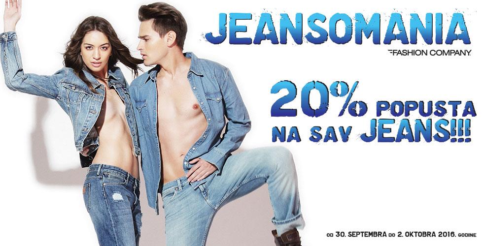 jeansomania