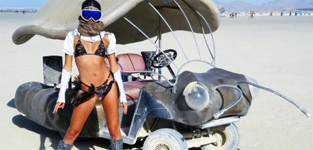 Najbolje fotografije sa Burning Man festivala