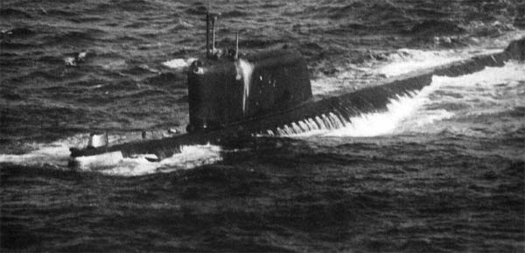 Ukleta Sovjetska podmornica - K19