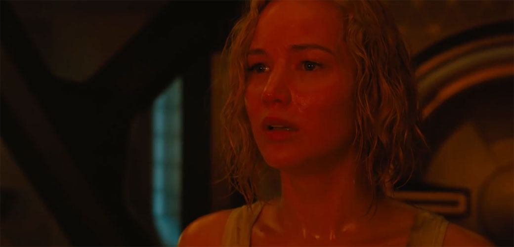 Jennifer Lawrence u SF film Passenger