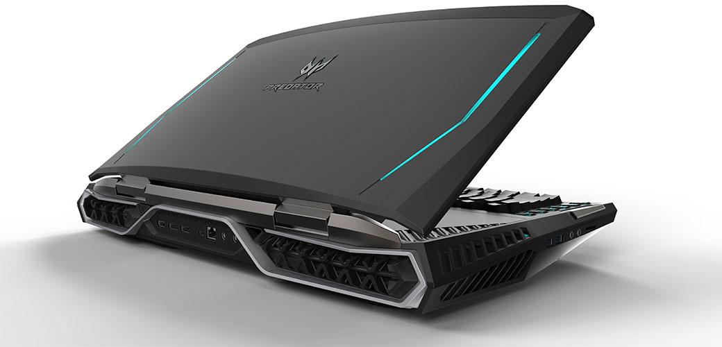 Acer predstavio prenosivu zver