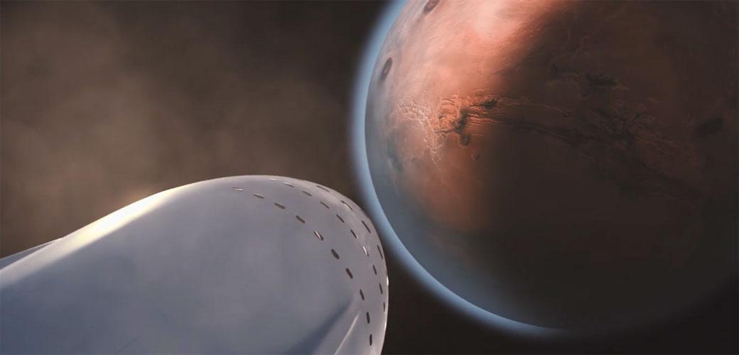Slika: Idemo na Mars, idemo na Mars