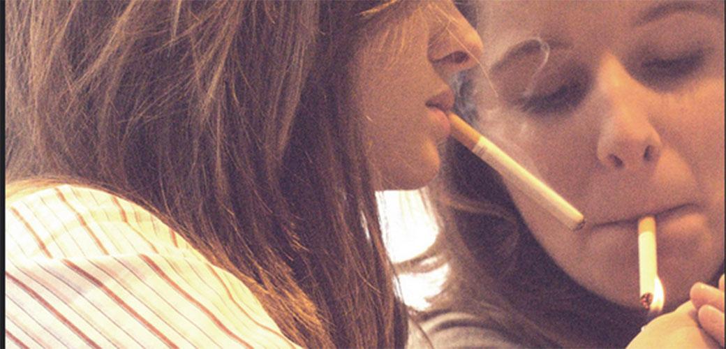 Gde tinejdžeri najmanje puše u Evropi?