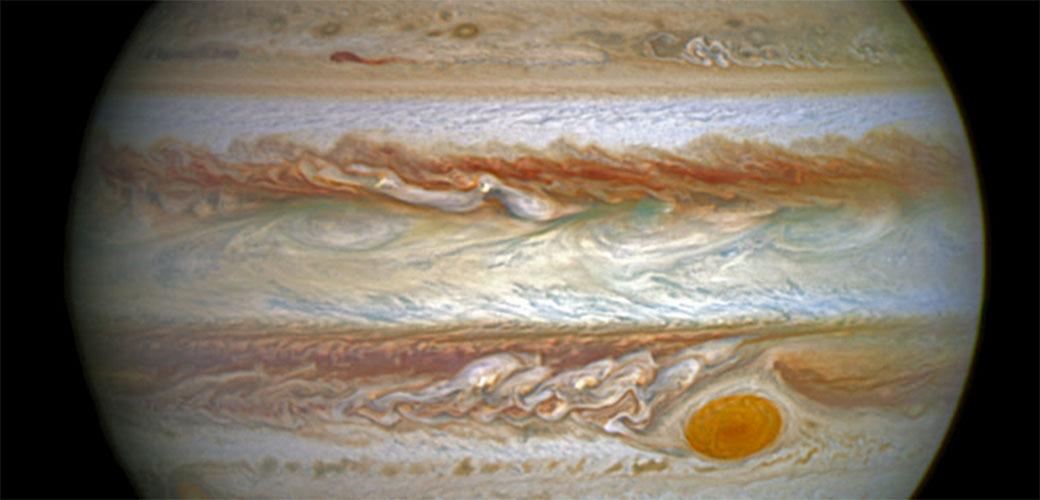 NASA snimila Jupiter iz blizine