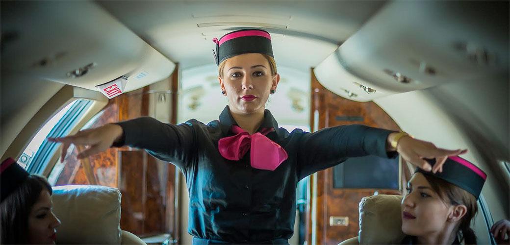 Slika: Postanite Fly Fly Academy stjuard ili stjuardesa