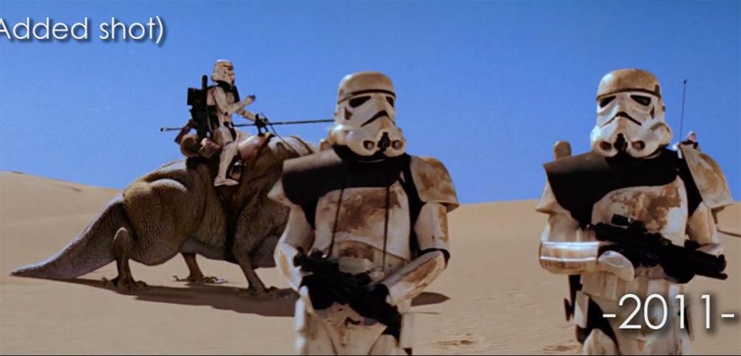 Sve izmene u Star Wars