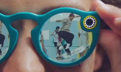 Snapchat predstavio naočare sa kamerom