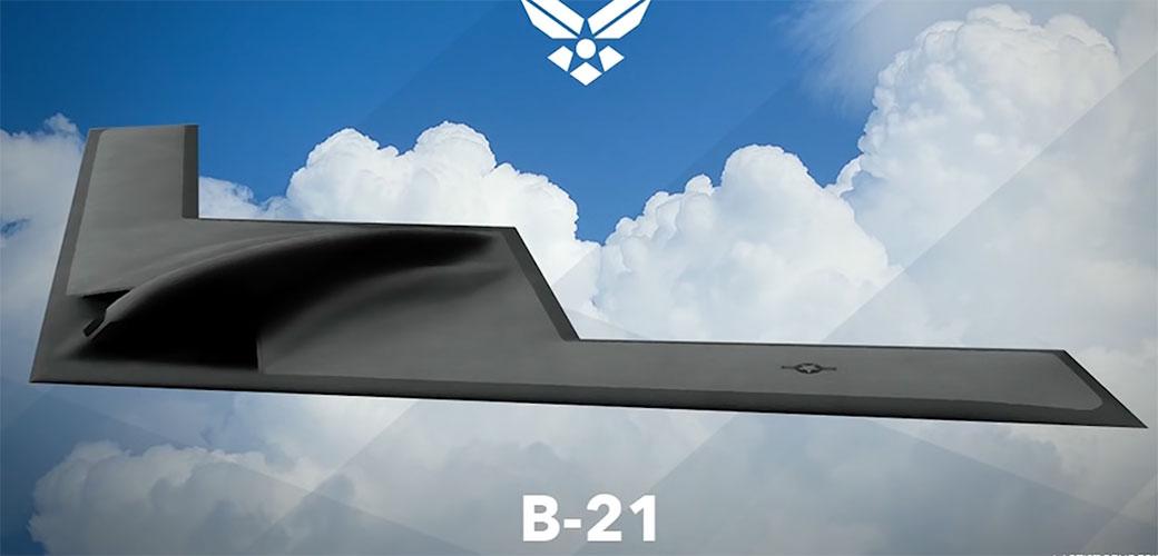 Ovo je novi američki bombarder za 21. vek