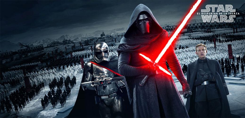 Slika: Svake godine stiže po jedan Star Wars film