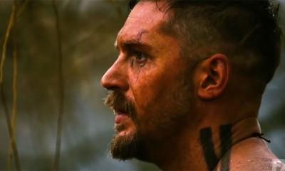 Tom Hardy u seriji Taboo