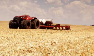 Napravljen pametni traktor  %Post Title